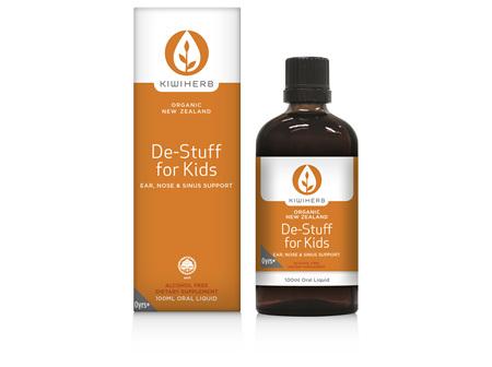 KIWI HERB De-Stuff For Kids 100ml