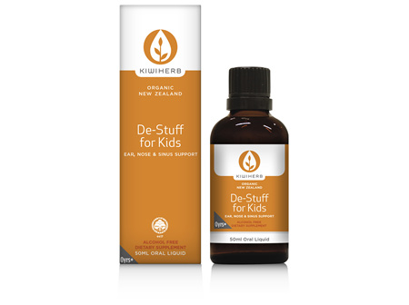 KIWI HERB De-Stuff For Kids 50ml