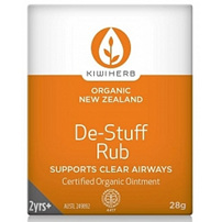 KIWI HERB De-Stuff Rub 28g