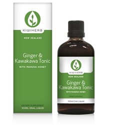 KIWI HERB Ging&Kawakawa Tonic 200ml