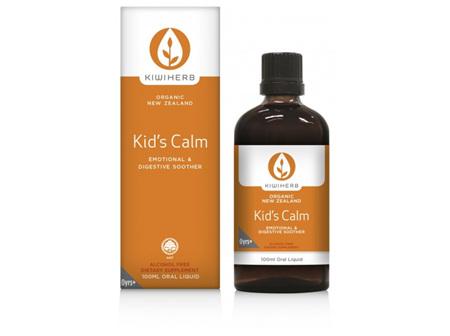 KIWI HERB Organic Kid's Calm 50ml