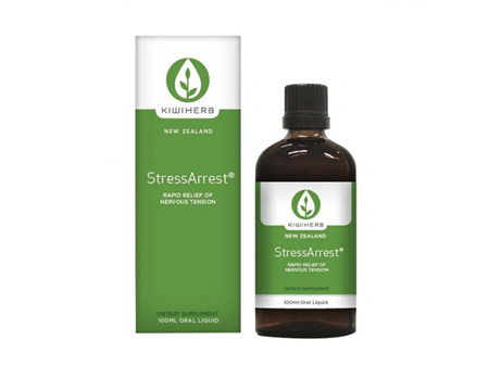 KIWI HERB Stress Arrest Liq 100ml