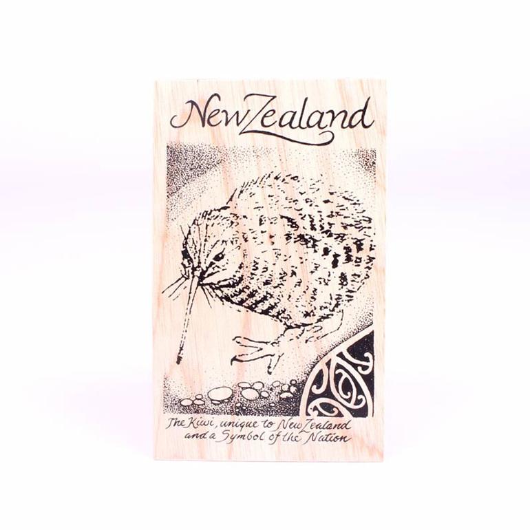 kiwi postcard