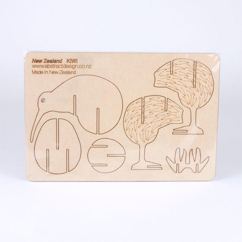 kiwi puzzle flatpack large