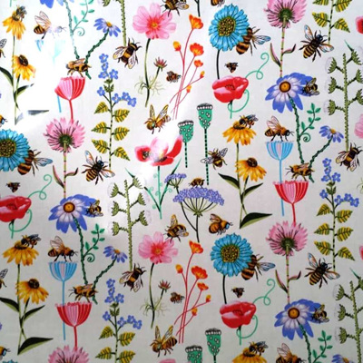 Kiwiana Laminate - Bee Haven Floral