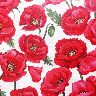 Kiwiana Laminate - Poppies