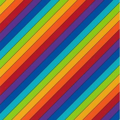 Kiwiana Laminate - Rainbow