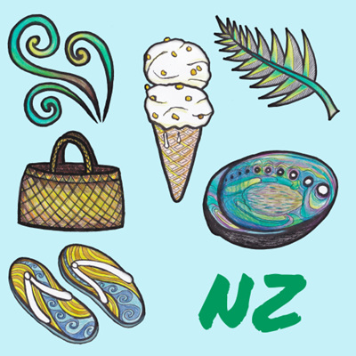 Kiwiana / New Zealand