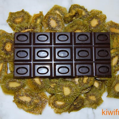 Kiwifruit Dark chocolate