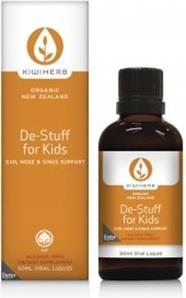 Kiwiherb De-Stuff for Kids 50ml