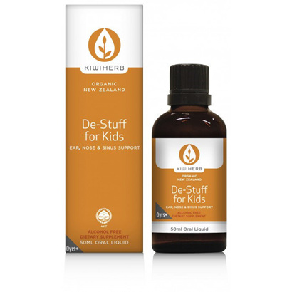 Kiwiherb De-Stuff® For Kids 50ml