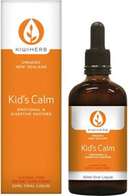 Kiwiherb Kids Calm 100ml