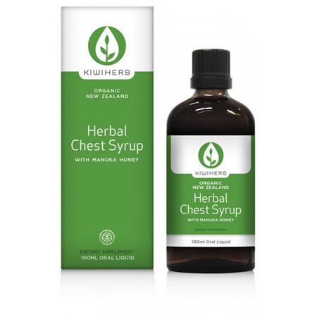 KKiwiherb Herbal Chest Syrup 100ml