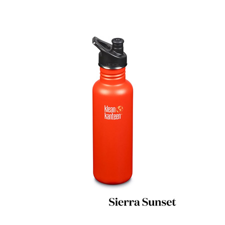 Klean Kanteen 800ml Water Bottle