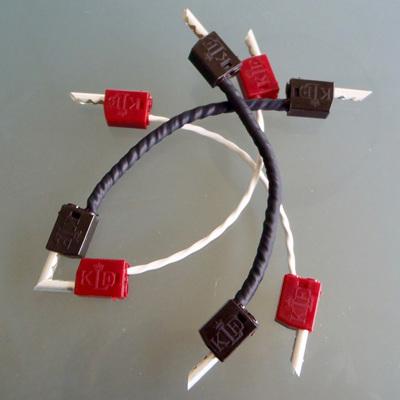 KLEI Speaker Jumper Cables