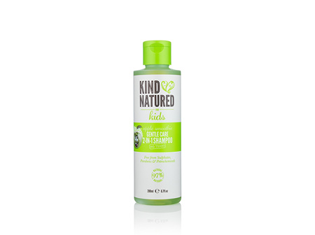 KN Kids Apple Gentle 2n1 Spoo 200ml