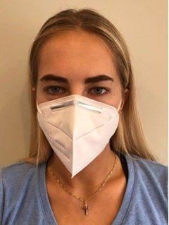 KN95 Protective Mask Singles