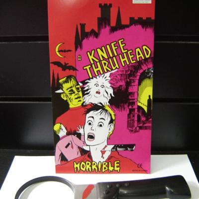 Knife Through Head - Hair Band