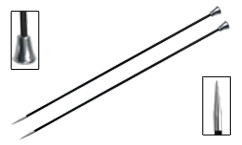 Karbonz Single pointed Needles