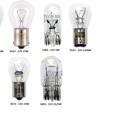 Koito Bulbs / Lights