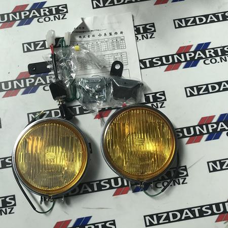Koito Yellow Fog Lamp Kit