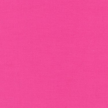 Kona Cotton Bright Pink 1049