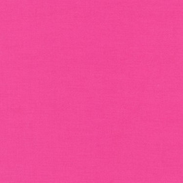 Kona Cotton Bright Pink 1049