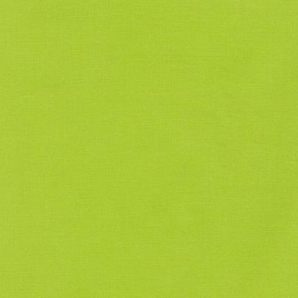 Kona Cotton Chartreuse 1072