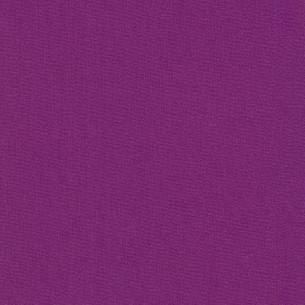 Kona Cotton Dk Violet 1485