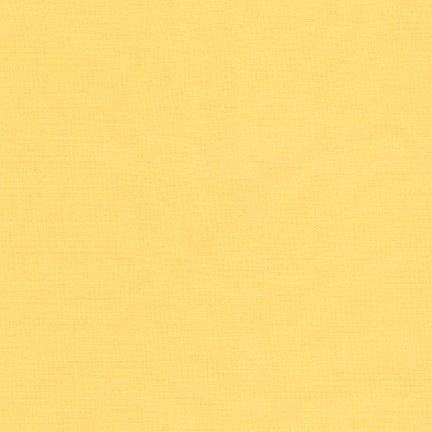 Kona Cotton Lemon RKK23