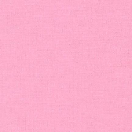 Kona Cotton Med Pink 1225