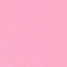 Kona Cotton Med Pink 1225