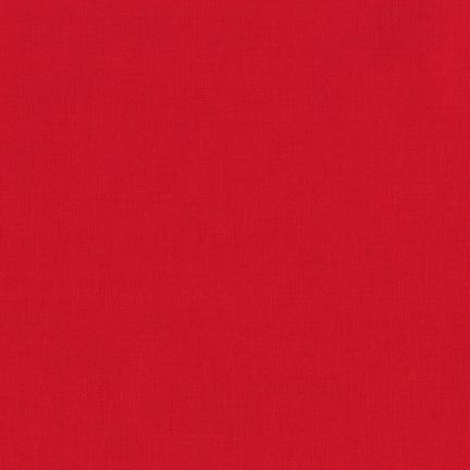 Kona Cotton Red 1308
