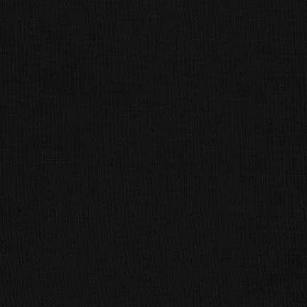 Kona Cotton Wide Backing Black
