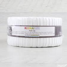 Kona White Jelly Roll