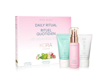 Kora Daily Ritual Dry Skin