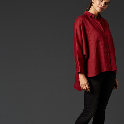 Korbel Shirt - Shiraz - One Size
