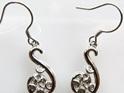 Koru Drop earrings