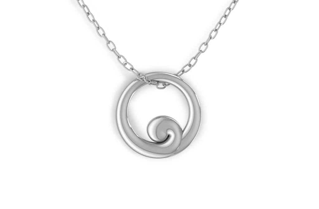 shop koru pounamu jewellery greenstone simply pendant