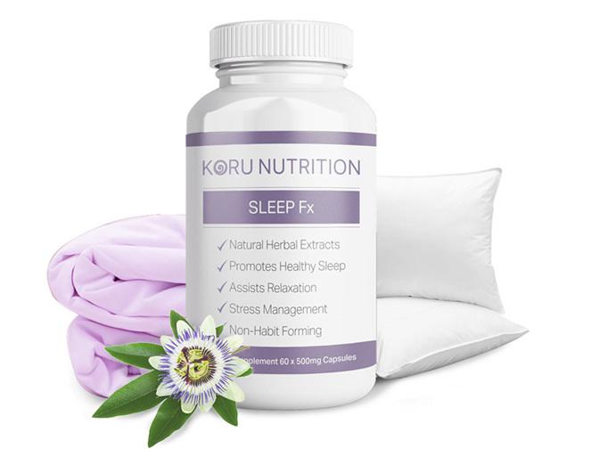 Koru Sleep Fx 60 Capsules