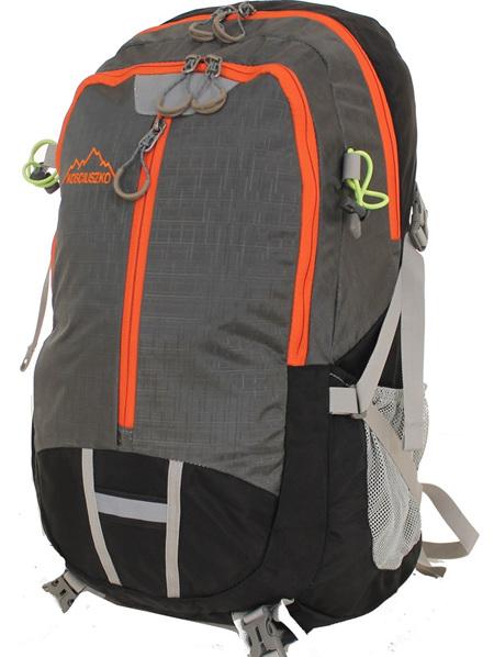 Kosciuszko Trekking Pack 40L Grey/Orange