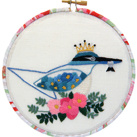 kotare embroidery embroidery kit