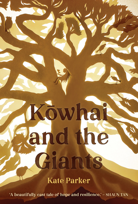 Kōwhai and the Giants - Kate Parker