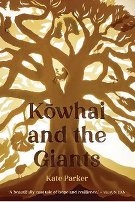 Kōwhai and the Giants (PRE-ORDER ONLY)