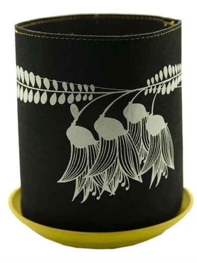 Kowhai Black Grow Bag