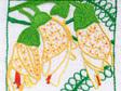 kowhai embroidery pattern