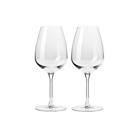 Krosno Duet Wine Glass 580ml S/2