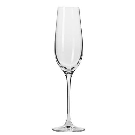 Krosno Harmony Champagne Flute 180ml 6pc GB
