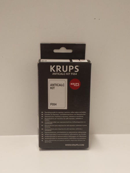Krups Coffee Maker ANTICALC KIT F054