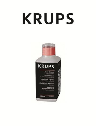 Krups XS 4000 Liquid Cleaner